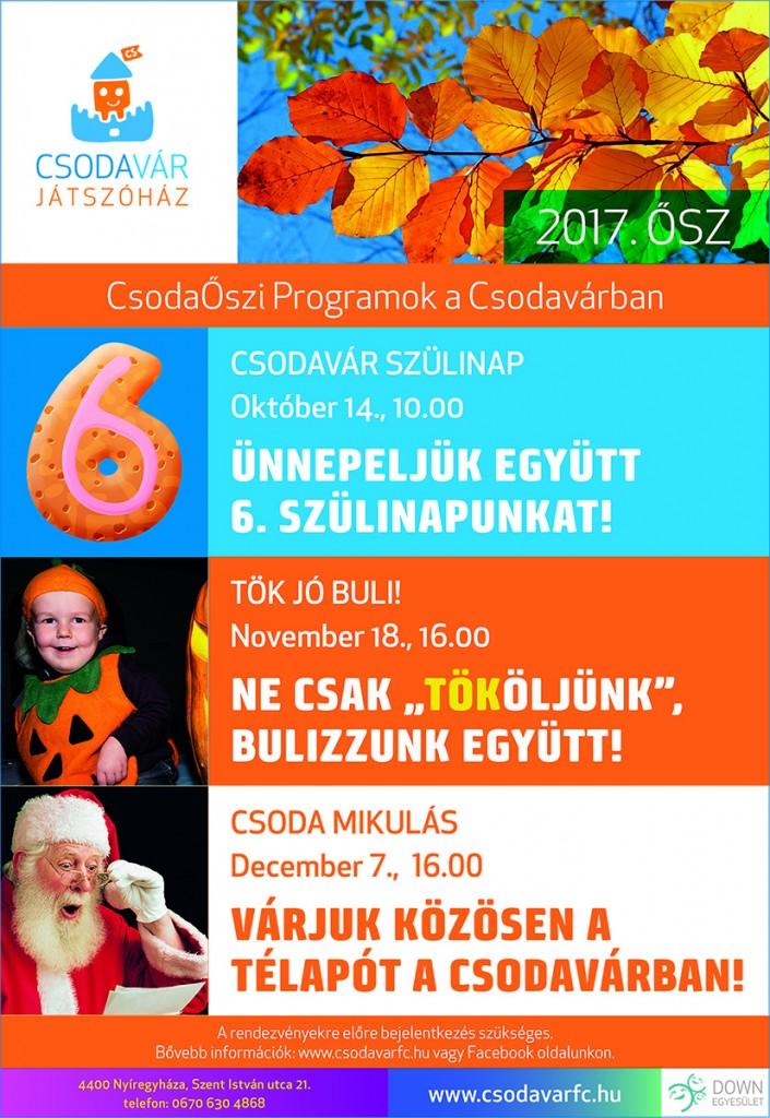 3 havi program 2017 ŐSZ A1.indd
