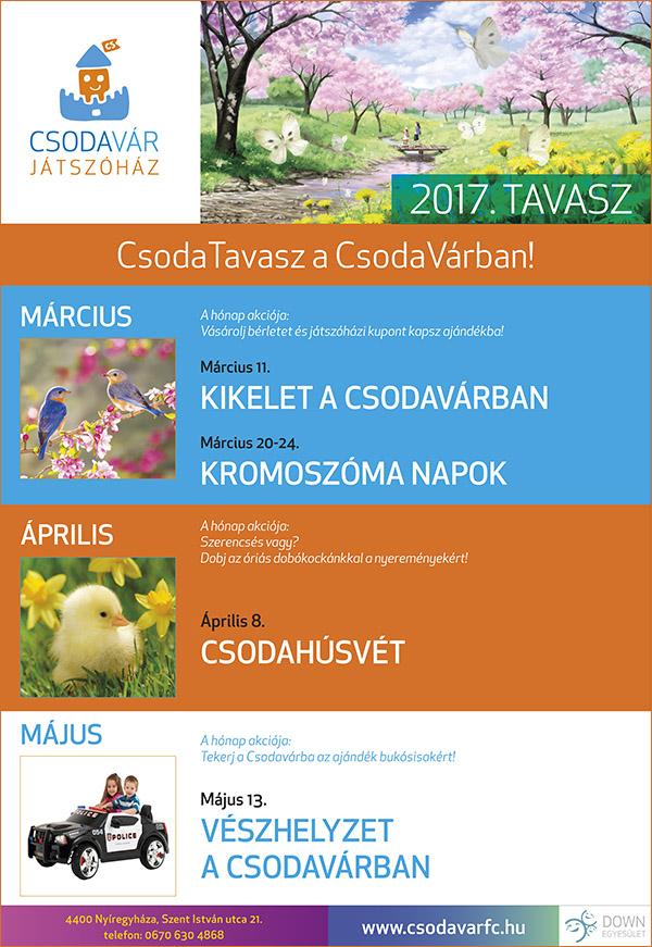 3 havi program 2017 TAVASZ A1.indd